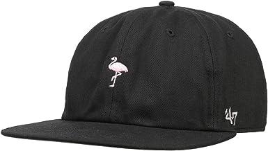 47 Brand Gorra Beams Icon MarlinsBrand de Baseball Plana (Talla ...