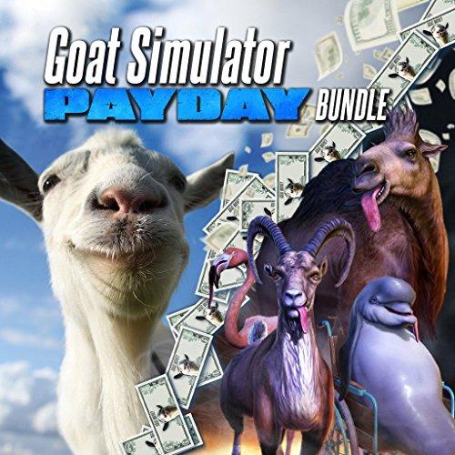 Secret Places Goat Simulator: Goat Simulator: The Payday Bundle
