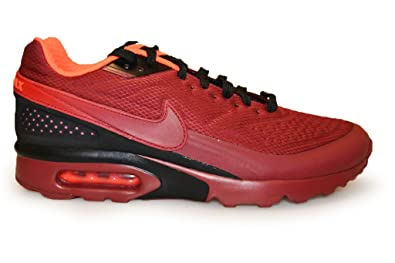 Nike Air Max BW Ultra SE Mens Sneakers, Multicoloured (Red/Black),