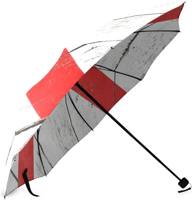 Best Friends//Sisters//Brothers Gifts Presents Vintage Alabama State Flag Compact Foldable Rainproof Windproof Travel Umbrella