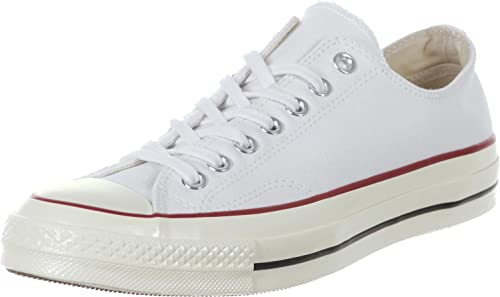 Converse Mens Chuck Taylor 70 OX Low Top Lifestyle Fashion Sneakers