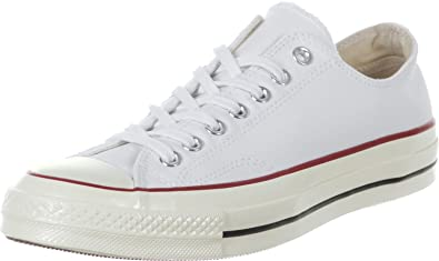 736ec879 Converse Chuck Taylor All Star 70's Ox Low White - Black - 9