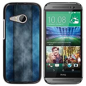 LECELL -- Funda protectora / Cubierta / Piel For HTC ONE MINI 2 / M8 MINI -- Abstract Stripes --