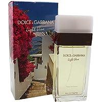 Dolce & Gabbana Light Blue Eau de Toilettes Spray for Women, Escape To Panarea, 50ml