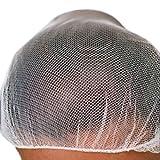 Liberty Glove-White Honey Comb Hair Nets 18'', 500/Case