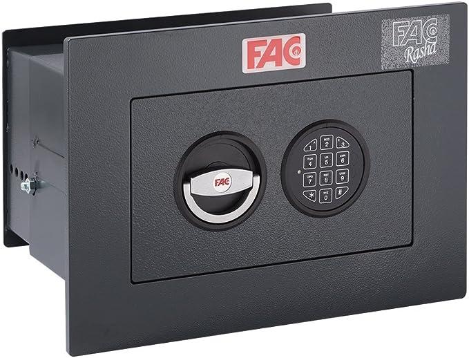 FAC 36021 Caja fuerte: Amazon.es: Bricolaje y herramientas