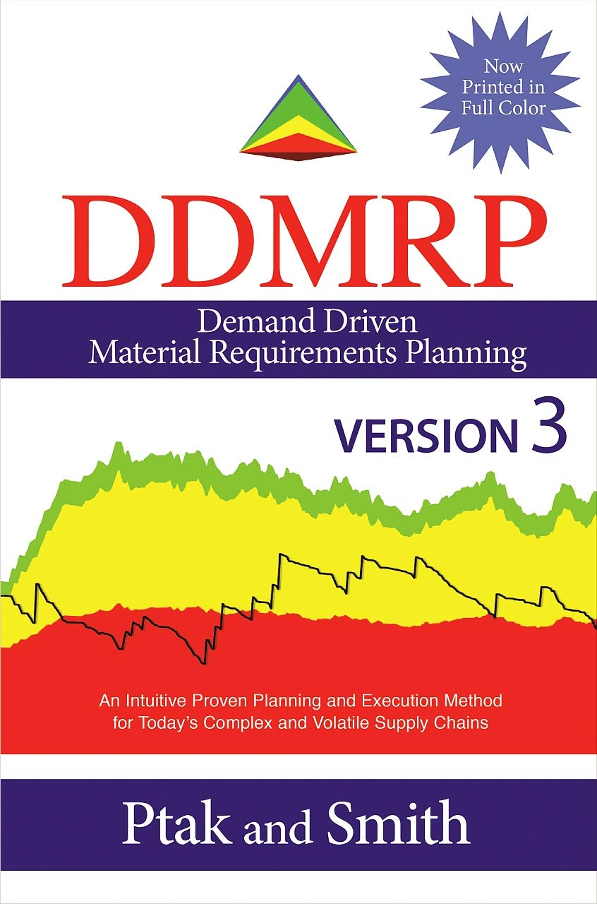 Demand Driven Material Requirements Planning  DDMRP  Version 3  English Edition