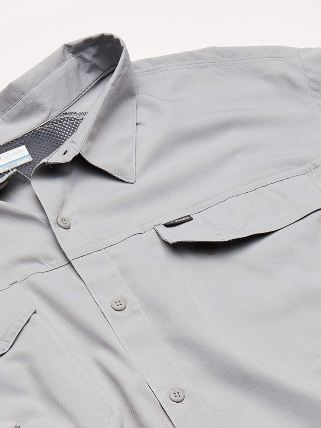 Columbia Mens Silver Ridge Lite Long-Sleeve Shirts