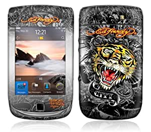 Zing Revolution MS-EDHY60199 Ed Hardy - Tiger Cell Phone Cover Skin for BlackBerry Torch (9800)