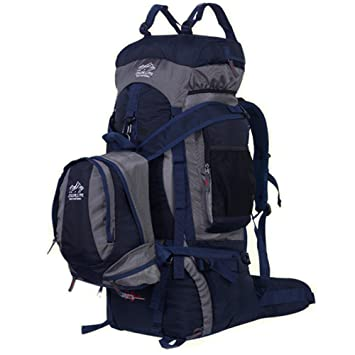 Amazon.com : Bp Vision Mountaineer Backpack Hiking Backpack Extra ...