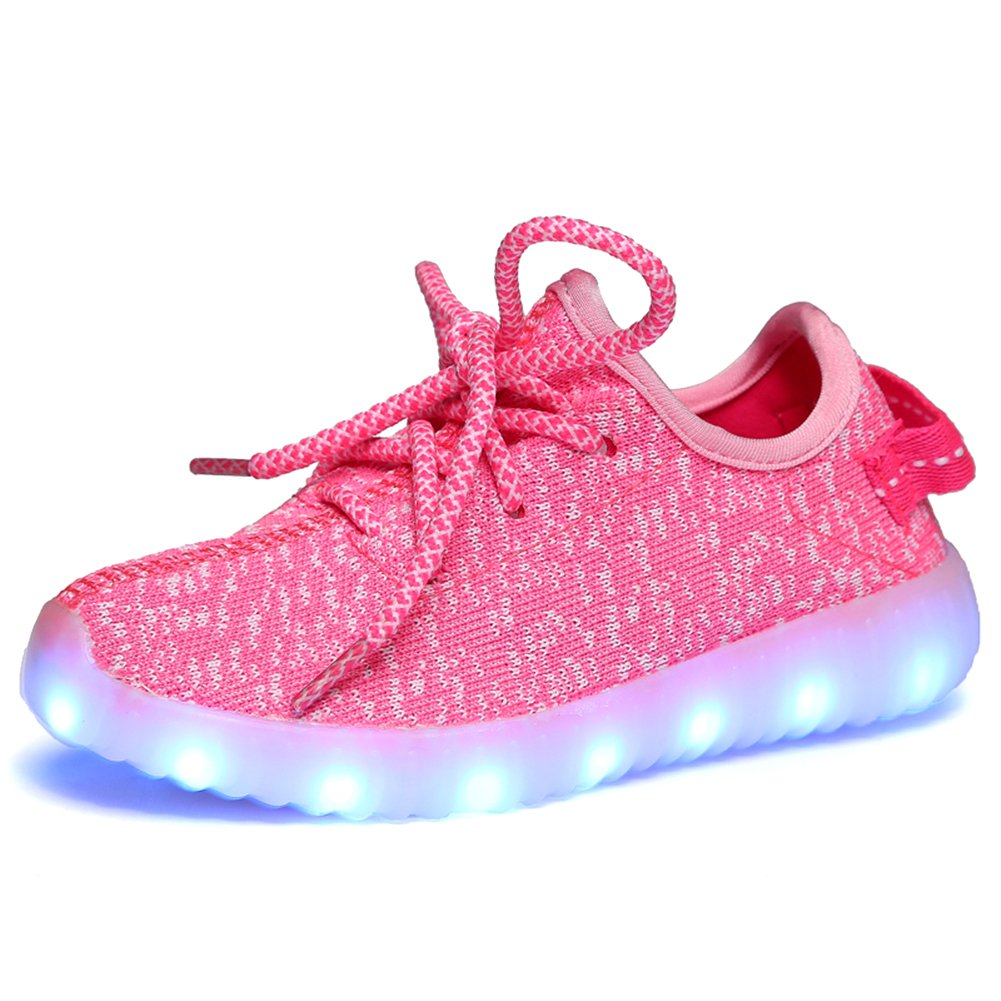 AjayR Light up Shoes-Flashing Sneakers Led Shoes Luminous Light Shoes for Boys Girls