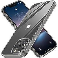 MATEPROX Etui Przezroczysty na telefon iPhone 13 Pro Case Odporne na Uderzenia Twardy Cienkie Etui do iPhone 13 Pro 6,1…