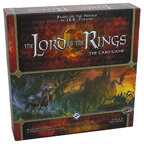 Fantasy Flight Games Lord Rings product image
