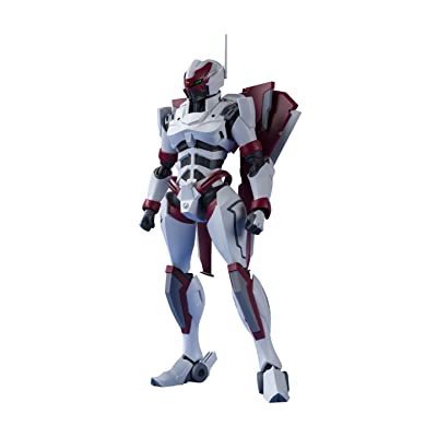 "Bandai Tamashii Nations S.H. Figuarts Strike Interceptor ""Active Blade"" Action Figure: Toys & Games"