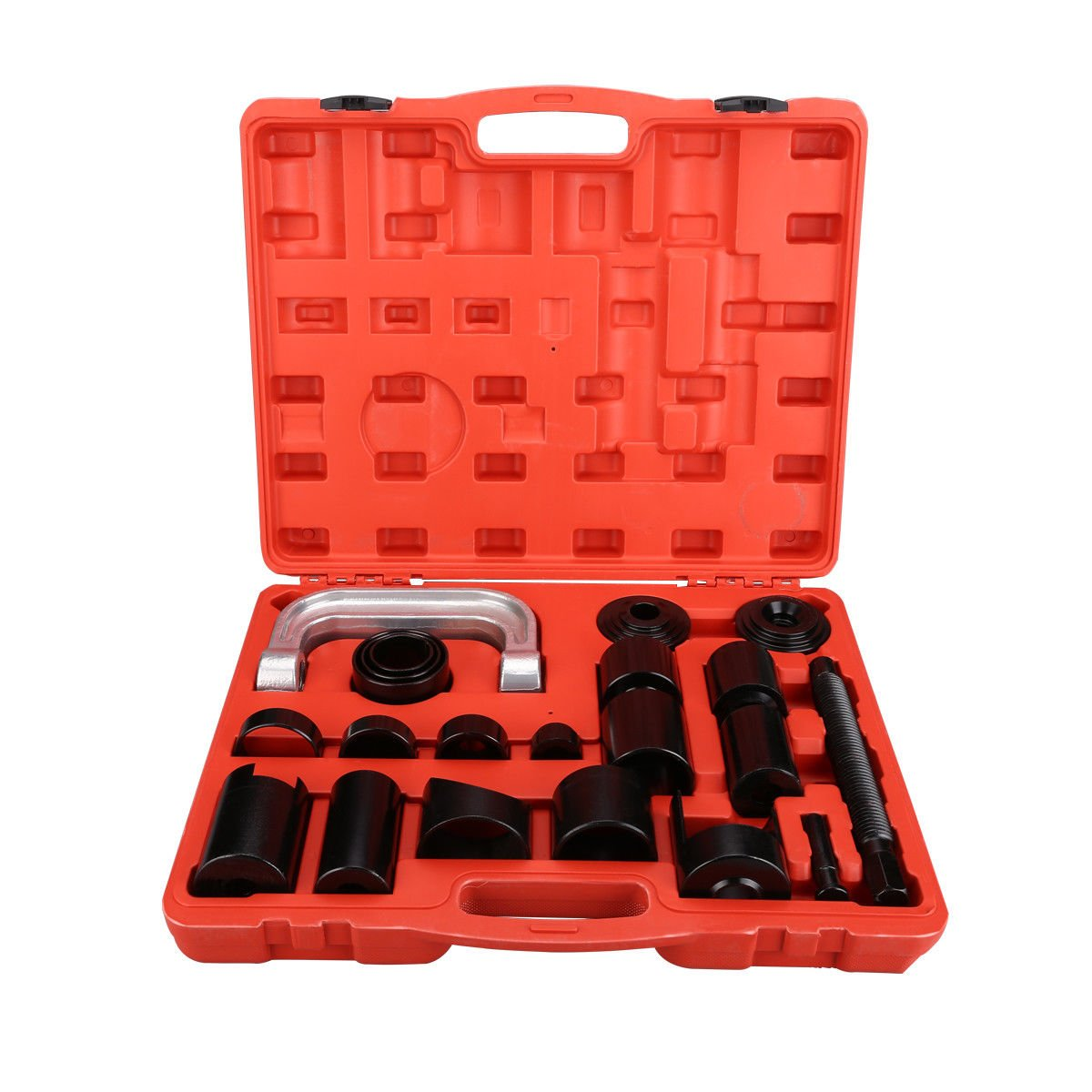 mewinshop 21 Pcs Press Truck Car Ball Joint Nice Deluxe Set Service Kit Remover Installer