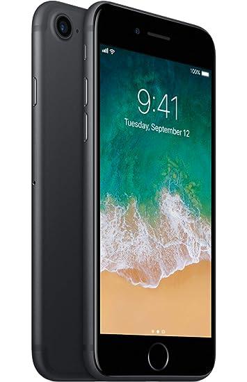 Apple Iphone 7 Matte Black 32gb Verizon Unlocked Renewed