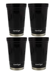 Contigo Party Cup, 16-Ounce, Stainless Steel, Insulated Double Wall