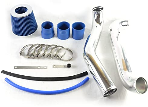 """2.75/"""" RED Cold Air Intake Induction Kit Filter For 96-98 Civic HX//EX//Si 1.6L"""