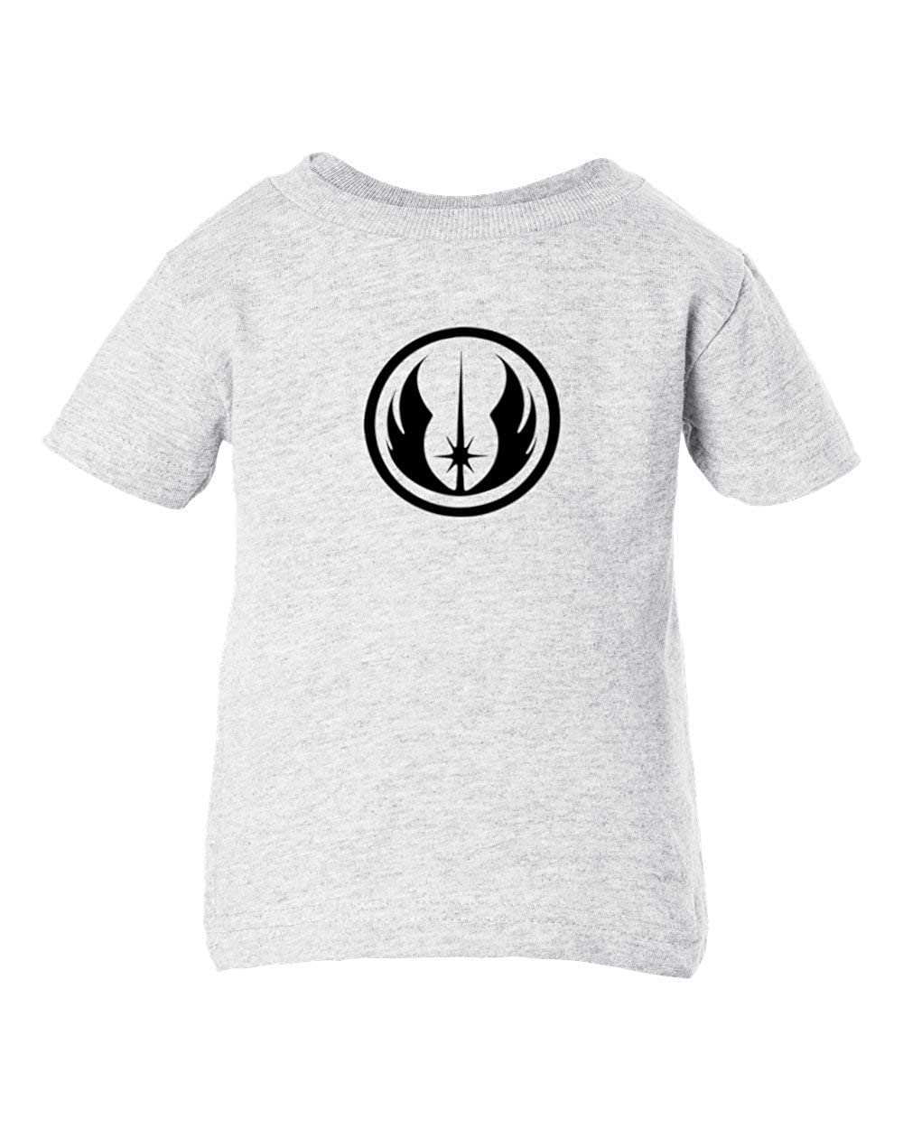 Mari Kyrios Jedi Order Symbol /& Emblem Baby Toddler Child Cotton Ash T-Shirt