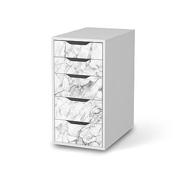 Mobel Folie Fur Ikea Alex Schreibtisch 5 Schubladen Dekorfolie