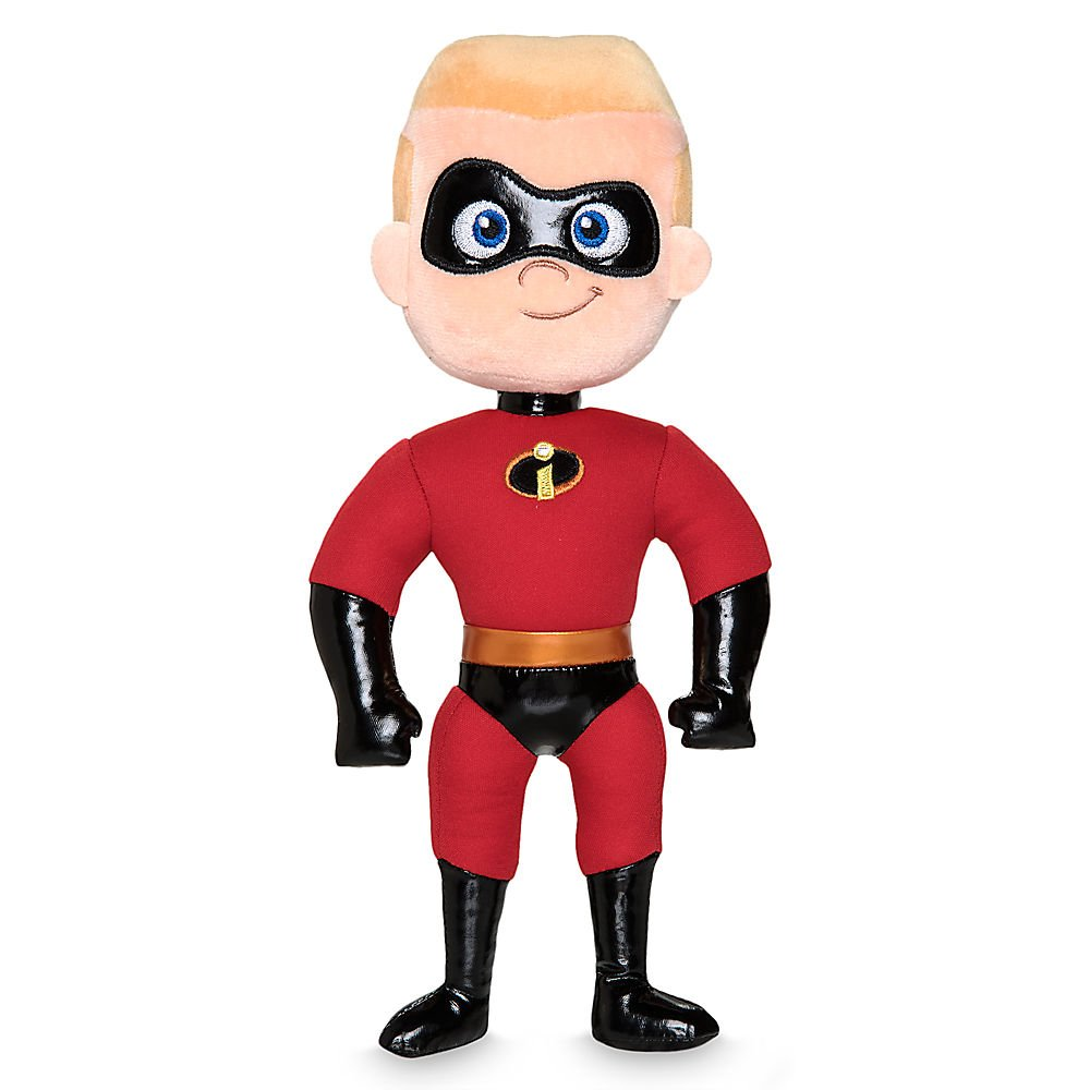 Dash Plush - Incredibles 2 - Small