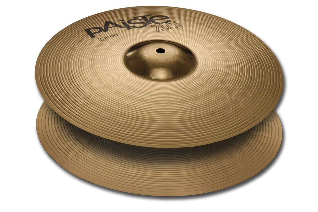 Paiste Hi-Hat Cymbals (0634214) by Paiste