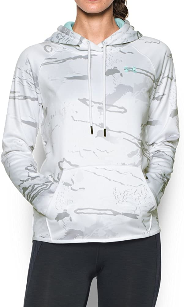 Under Armour Women's Icon Camo Hoodie