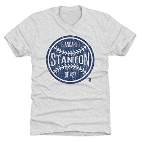 finest selection 7f6b1 453a9 Amazon.com : 500 LEVEL Giancarlo Stanton Shirt - New York ...