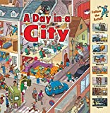 img - for A Day in a City (Time Goes by) book / textbook / text book