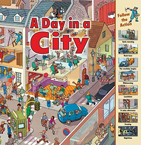 A Day in a City (Time Goes)