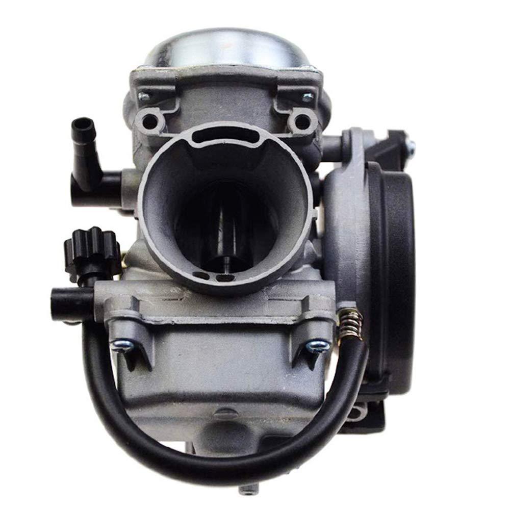 Autu Parts NEW Carburetor for Arctic Cat ATV 250 300 2x4 4x4 2001-2005 Red Green for Carb Replace