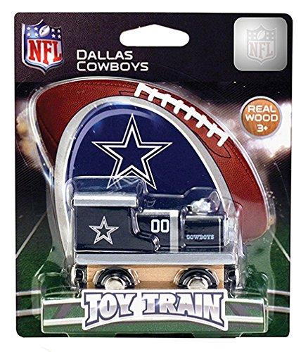 nfl dallas cowboys toy train