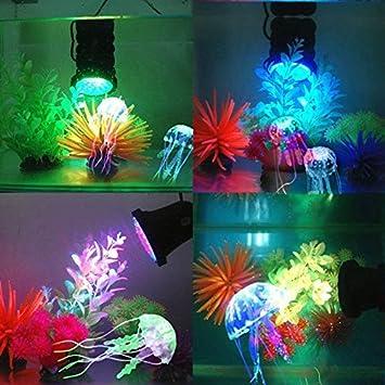 Zhangming® 36 LED foco LED sumergible bombilla/lámpara LED impermeable sumergible 1 Set con 4 ...