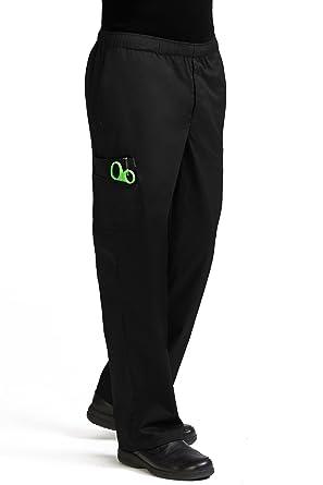 aa4485a6526 Amazon.com: Med Couture Men's 'MC2' Cargo Pocket Scrub Pant: Clothing