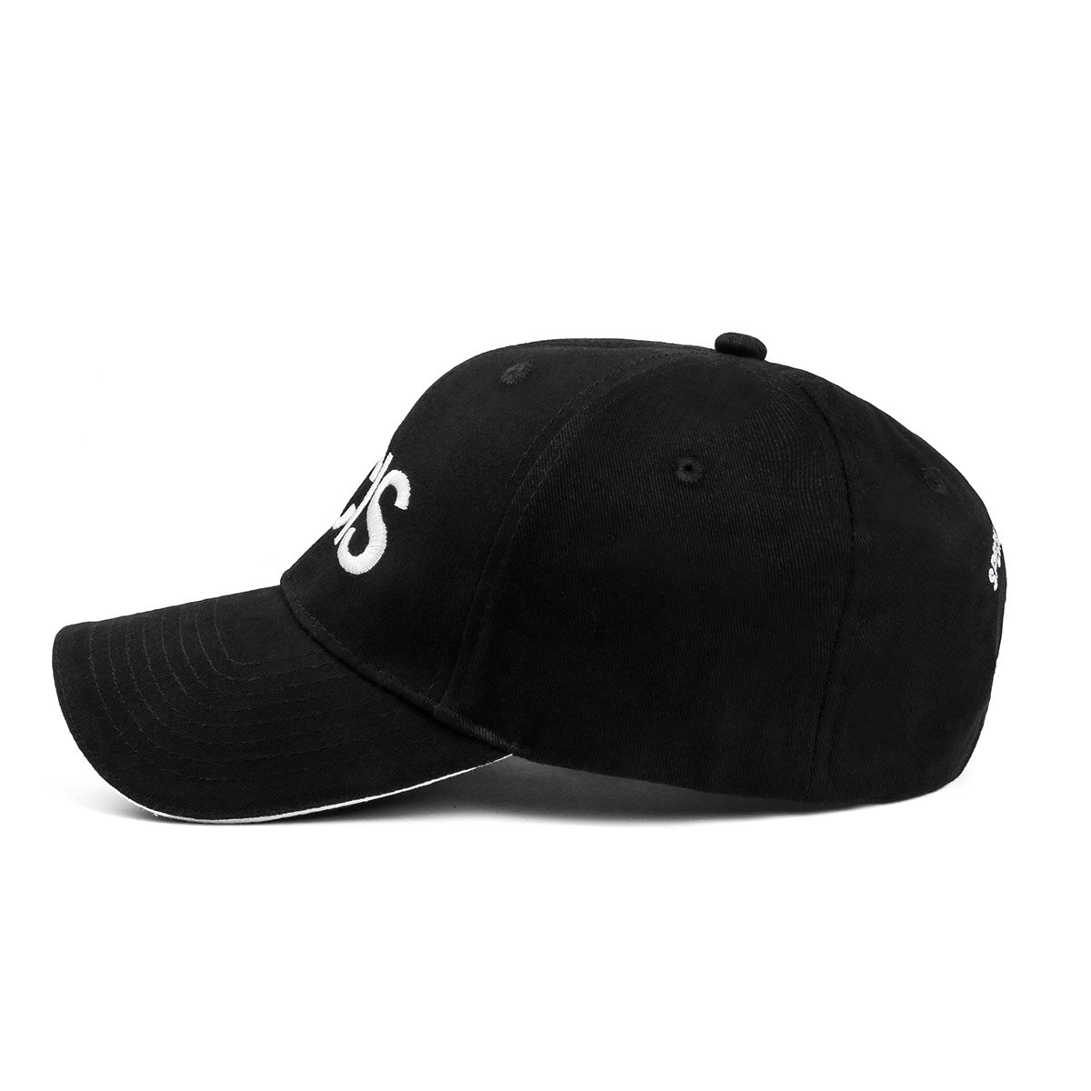 NCIS Special Agents Cap Naval Criminal Investigative Service Embroidered  Adjustable Cotton Baseball Cap Hat  (Black ) 648e1a6d1bc5