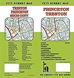 Princeton / Trenton, New Jersey Street Map