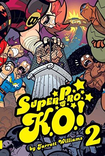 Super Pro K.O. Vol. 2: Chaos in the Cage