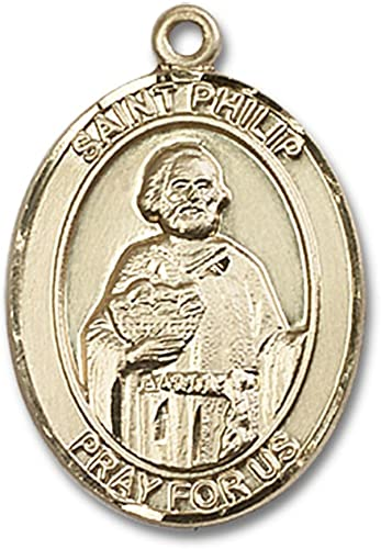 Bonyak Jewelry Our Lady of Consolation Hand-Crafted Oval Medal Pendant in Sterling Silver