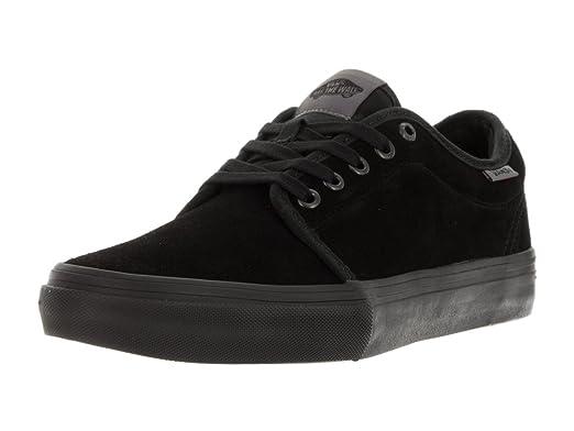 Vans Old Skool Pro Black White  Amazon.fr  Vêtements et accessoires 954e5f28353