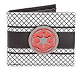 Star Wars Wallet Galactic Empire Logo Crest Official Bifold