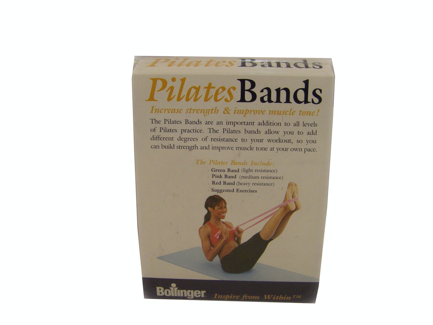 Pilates Bands by Bollinger