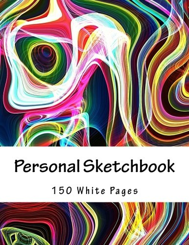 "Sketchbooks Landscape: Blank Journals To Write In, Doodle In, Draw In Or Sketch In, 8"" x 10"", 150 Unlined Blank Pages (Blank Notebook & Diary)"