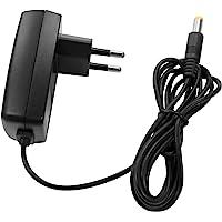 Eaxus Strömförsörjning för SNES & NES - strömkabel för alla Super Nintendo och Nintendo Entertainment System [Ny version…