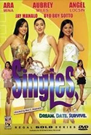 Singles Philippines Filipino Tagalog Dvd Movie