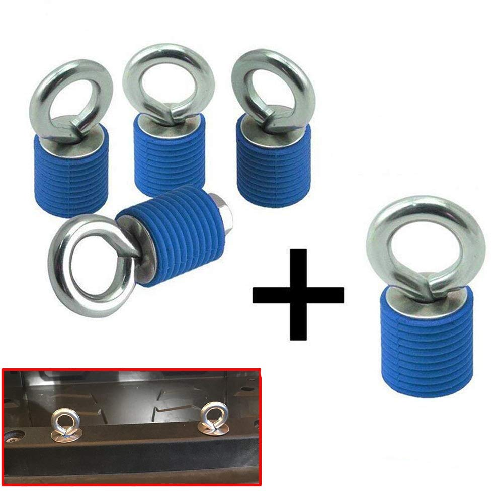1 Lock and Ride Type Tie Down Anchors Suitable for Polaris