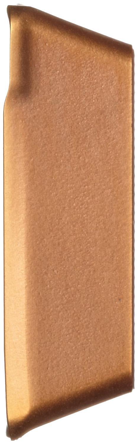 Sandvik Coromant COROMILL Carbide Milling Insert Pack of 10 0.032 Corner Radius GC1030 Grade TiAlN Coating R290 Style R29012T308EPL,0.156 Thick Square