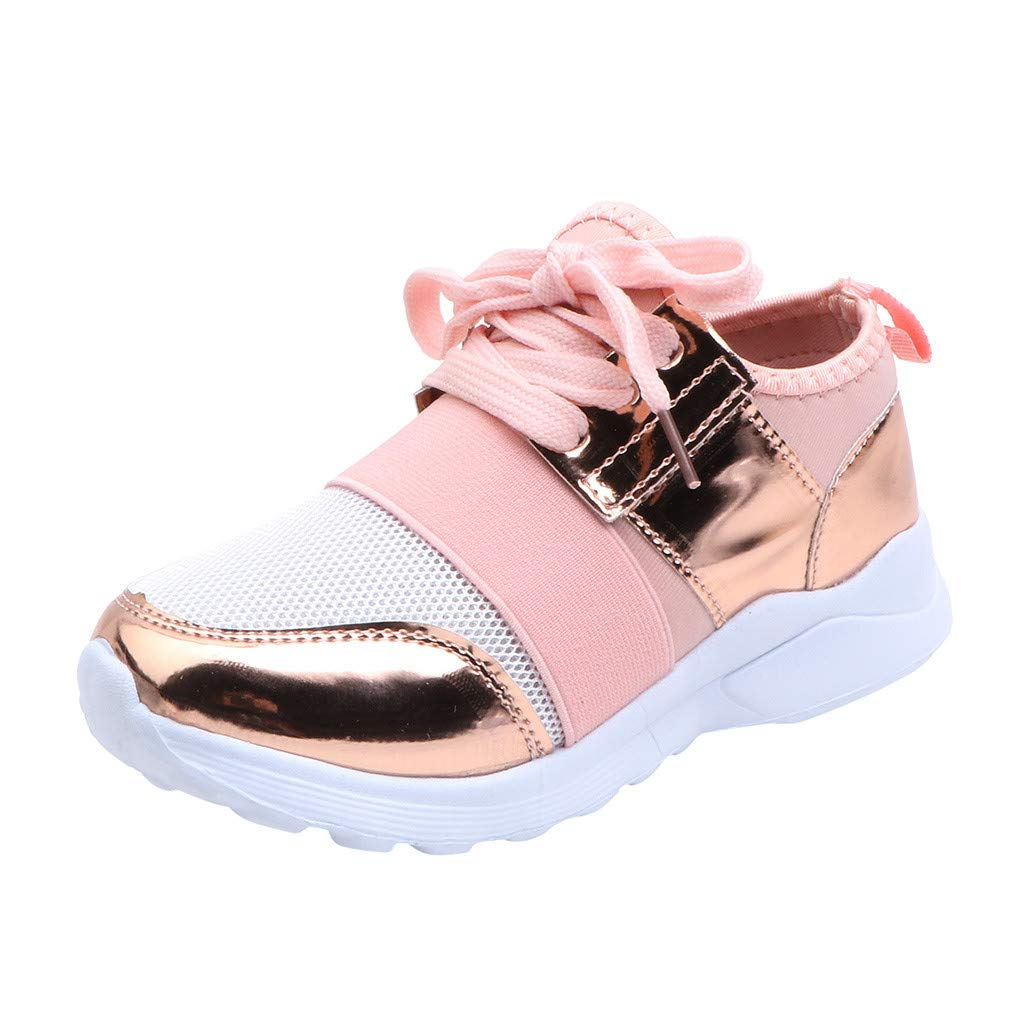 Kids Boys Girl Casual Running Non-Slip Shoes Suma-ma Toddler Babys Mesh Breathable Sports Sneakers