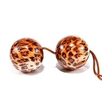 Duotone balls