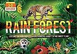 3d rain - 3-D Explorer: Rain Forest