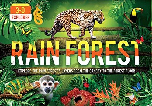 3-D Explorer: Rain Forest ()